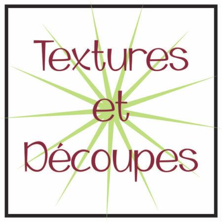 Textures et découpes