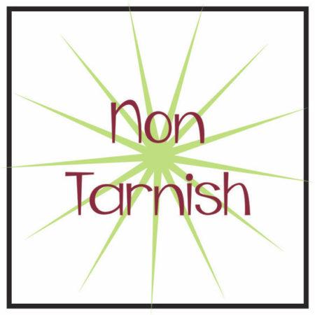 Non tarnished