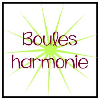 Boules d'harmonie