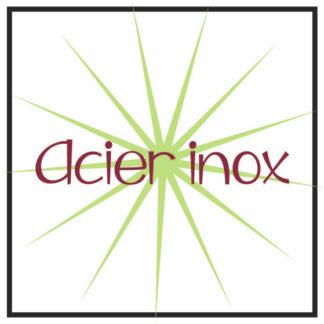 Acier inox