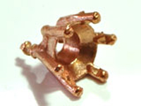 Apprêts bronze véritable