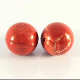 Japse rouge perle