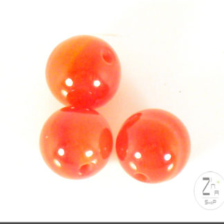 Cornaline perle